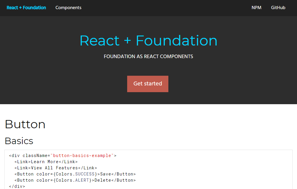 20 React UI Frameworks 2019 | AdminLTE IO